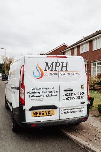 MPH Service Van